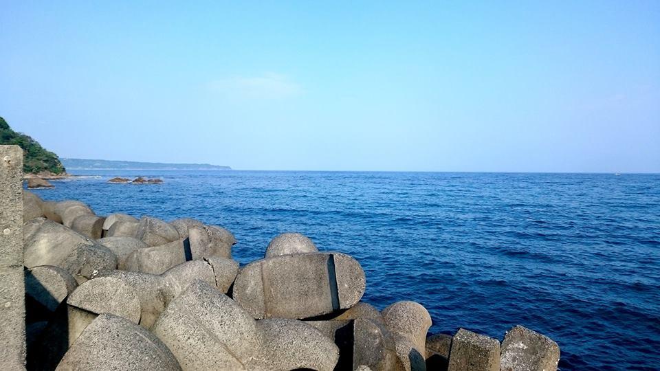 【本日の鳥取の海】