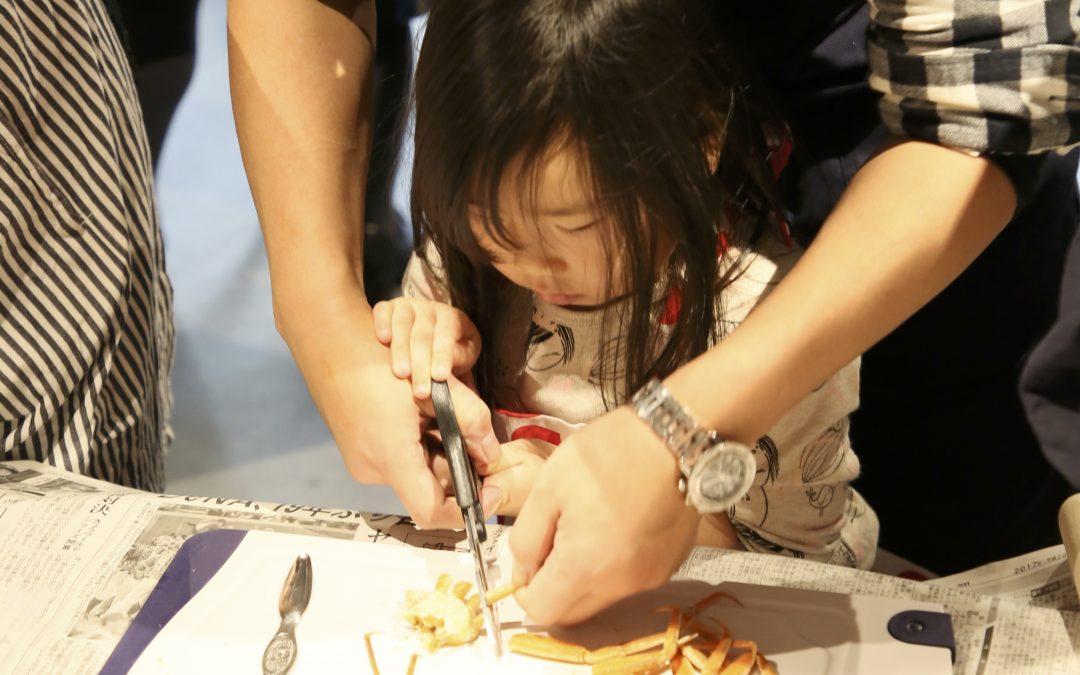 【終了】「親がに丼(松葉ガニの雌、セコガニ)を作って山陰の味を楽しみませんか?」2017/11/12 料理教室、開催いたしました